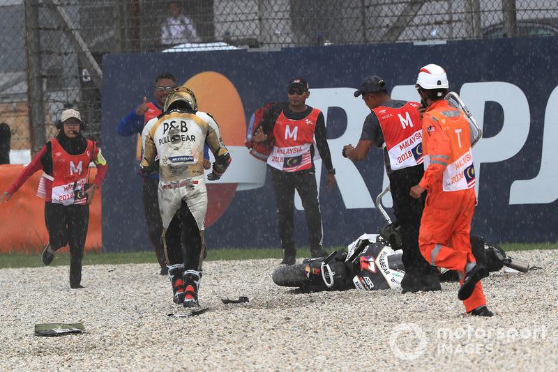 Карел Абрахам, Angel Nieto Team, після аварії