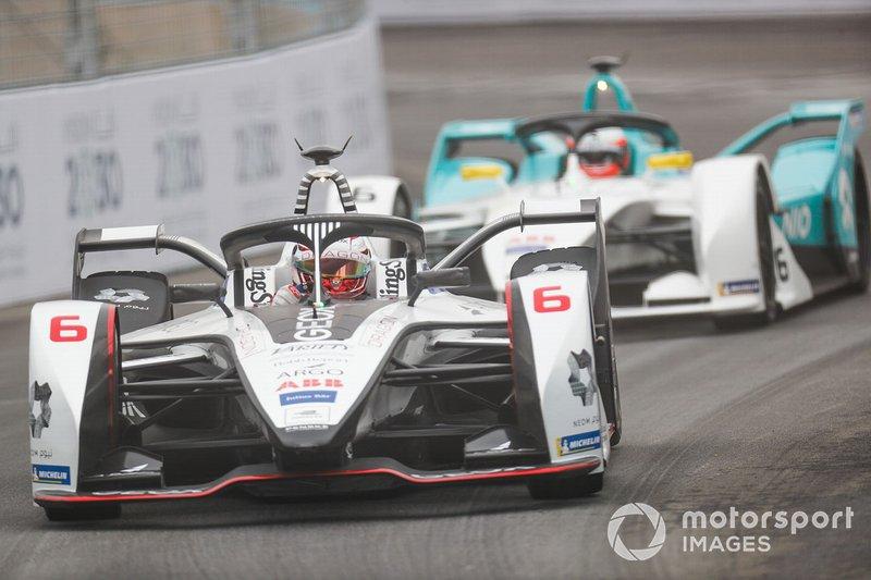 Maximilian Gunther, Dragon Racing, Penske EV-3 Oliver Turvey, NIO Formula E Team, NIO Sport 004