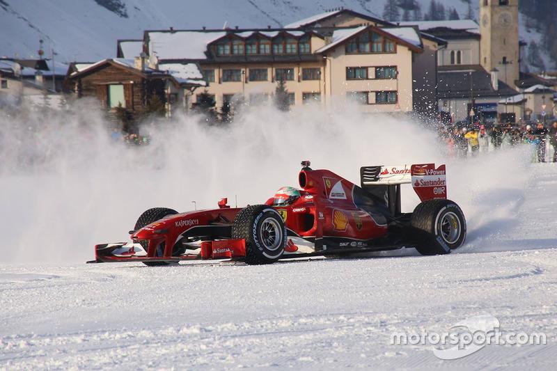 Ferrari в Лівіньо 2016 року