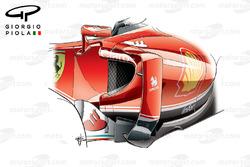 Ferrari SF16H laterales