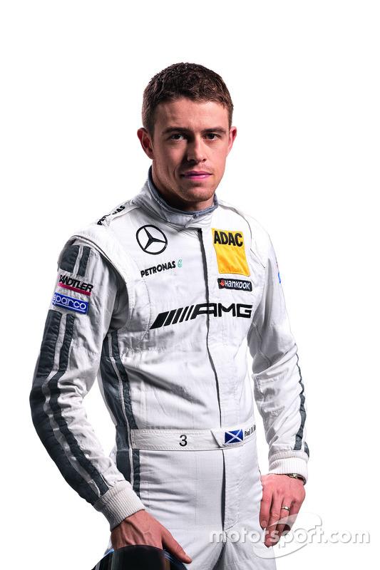 Paul Di Resta, Mercedes-AMG Team HWA