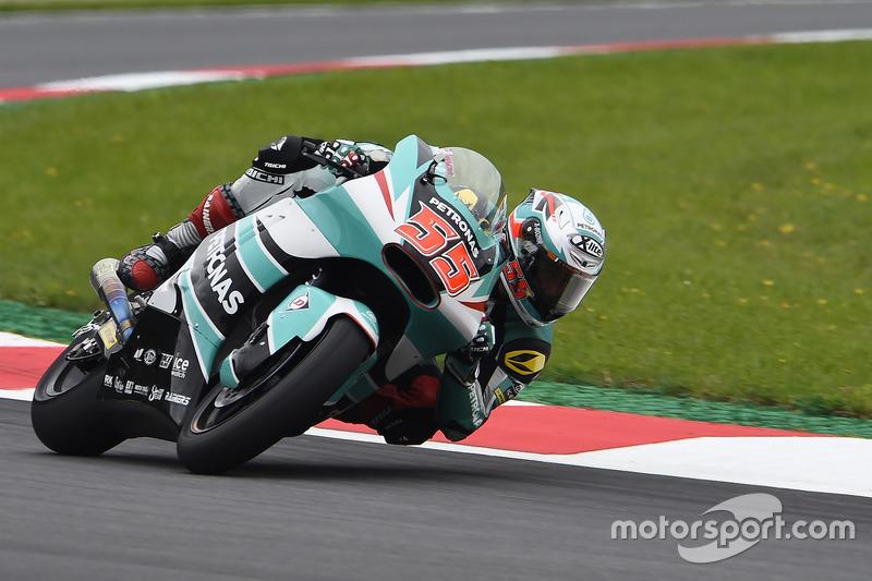 Hafizh Syahrin,Petronas Raceline Malaysia