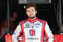 Карлос Муньос, Andretti Autosport Honda