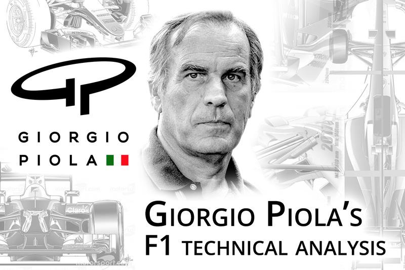 Giorgio Piola F1-es technikai elemzései