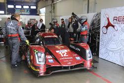 #12 Rebellion Racing, Rebellion R-One AER: Nicolas Prost, Nick Heidfeld, Mathias Beche