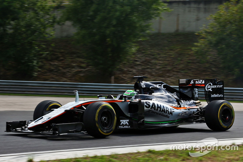 9. Nico Hülkenberg, Sahara Force India F1 VJM09
