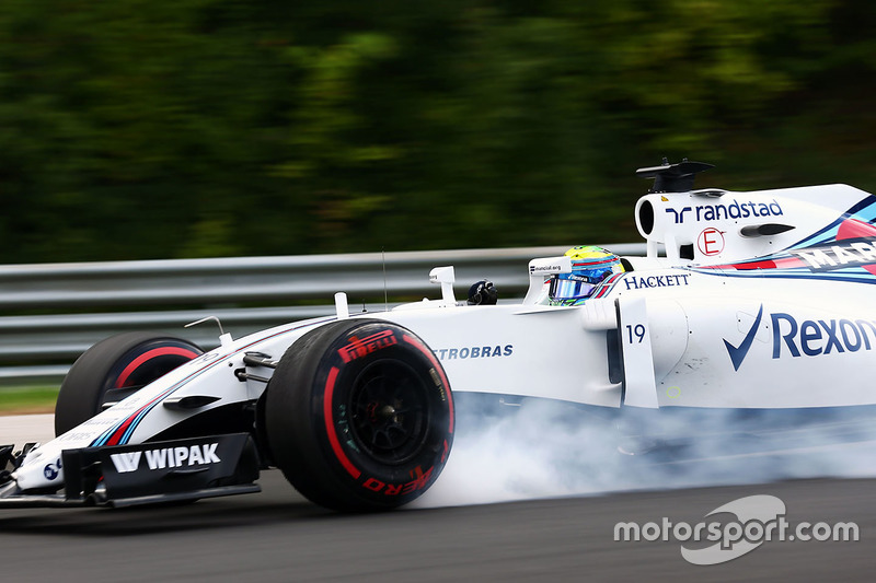 18. Felipe Massa, Williams FW38