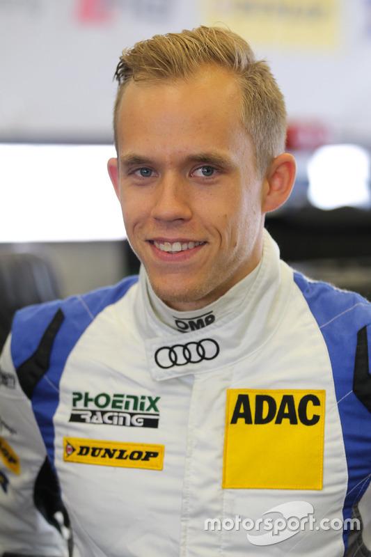 Marc Basseng, Audi R8 LMS