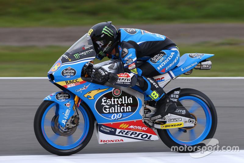 Lorenzo Dalla Porta, Estrella Galicia 0,0