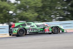 #2 Tequila Patron ESM Ligier JS P2: Scott Sharp, Johannes van Overbeek, Luis Felipe Derani