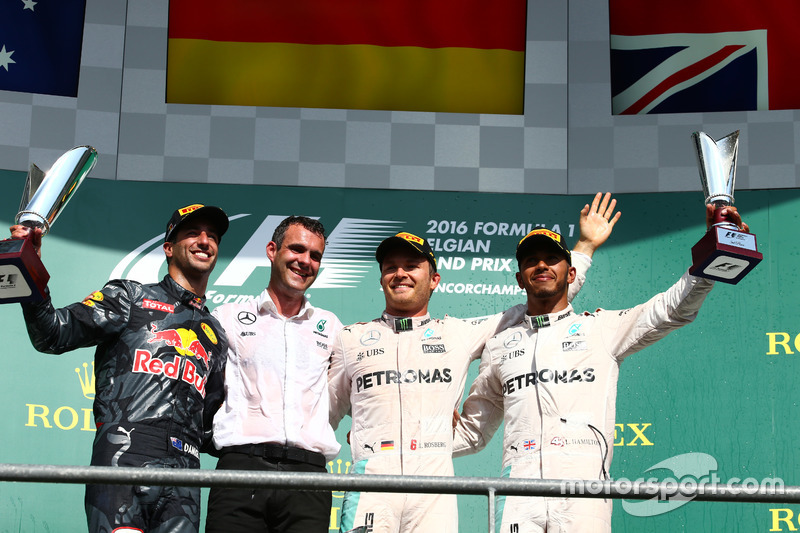 Grand Prix de Belgique 2016