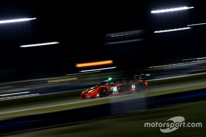 #48 Paul Miller Racing Lamborghini Huracan GT3: Madison Snow, Bryan Sellers, Bryce Miller, Andrea Caldarelli, Dion von Moltke
