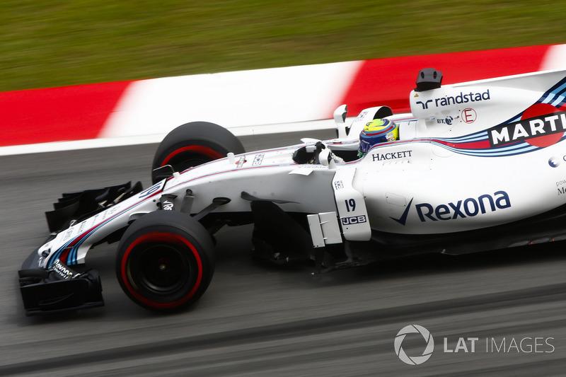 Por isso, a Williams já sabe exatamente o que esperar do brasileiro. De todos, Massa certamente é a opção mais segura, sem a possibilidade de grandes surpresas.