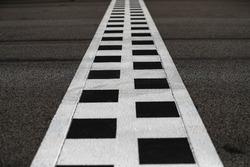 Start/Ziel-Linie