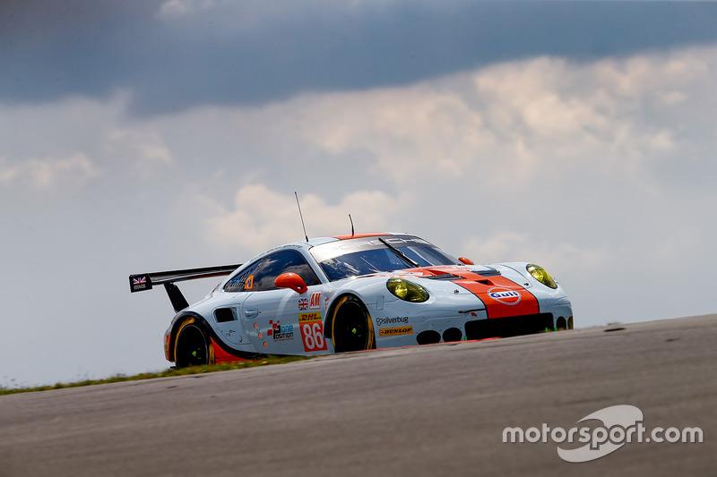 4. LMGTE-Am: #86 Gulf Racing, Porsche 911 RSR