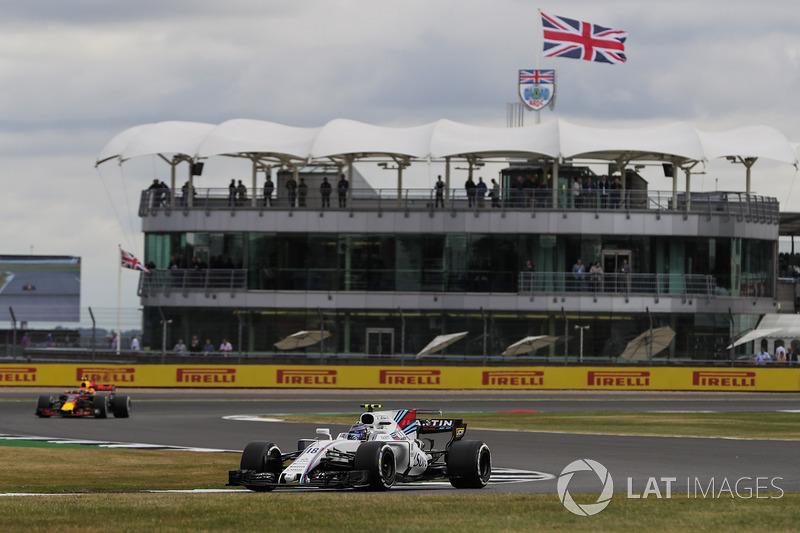 Ленс Стролл, Williams FW40, Макс Ферстаппен, Red Bull Racing RB13