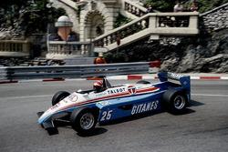 Eddie Cheever, Ligier JS19 Matra