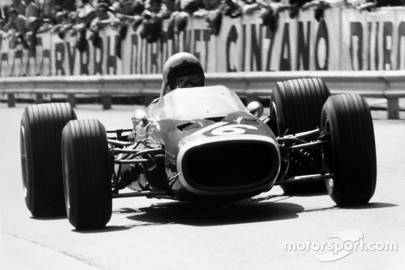 Bruce McLaren, McLaren M4B-BRM (1967)