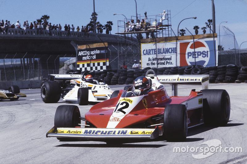1978: Гран При США, Ferrari 312T3
