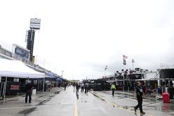 Regen in Daytona