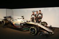 Vijay Mallya, Esteban Ocon ve Sergio Perez