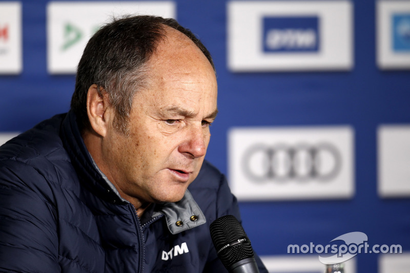 Gerhard Berger, ITR-Chef