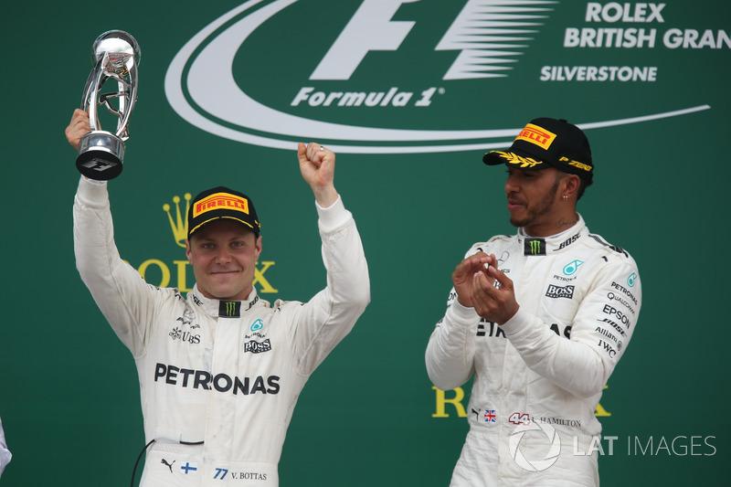 Gewinner: Valtteri Bottas (Mercedes)