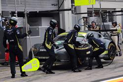 #97 Aston Martin Racing Aston Martin Vantage: Даррен Тьорнер, Джонні Адам, Даніель Серра