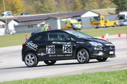 Elio Barbezat, Opel Corsa OPC, Guex Motorsport, Rennen 1