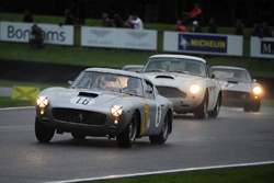 Kinrara Trophy: David Franklin Ferrari SWB