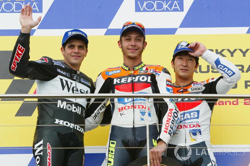 #24 MotoGP Australia 2002