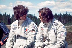 François Cévert, Jackie Stewart