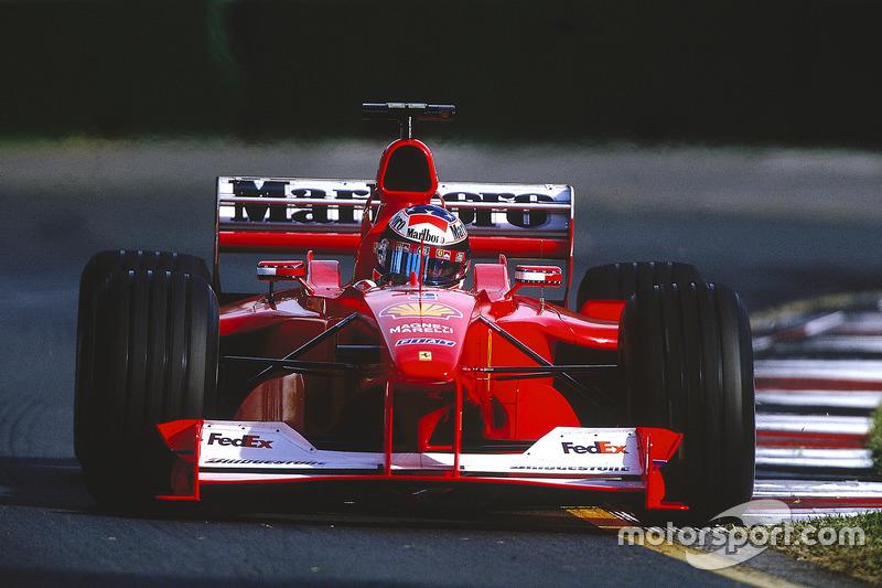 Michael Schumacher es el mayor ganador en Australia con 4 victorias