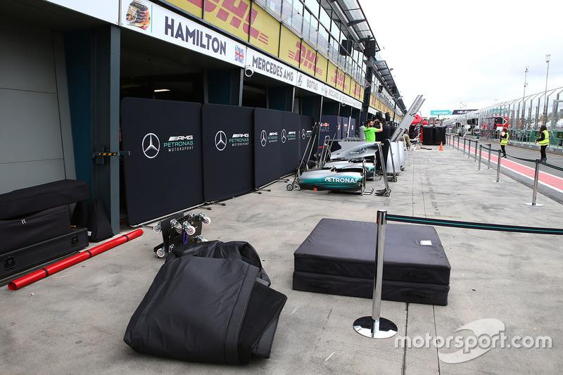 Box von Mercedes