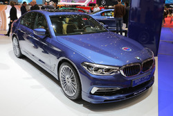 BMW Alpina B5 Bi-Turbo Limousine