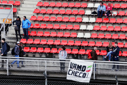 Fans de Sergio Pérez, Sahara Force India F1