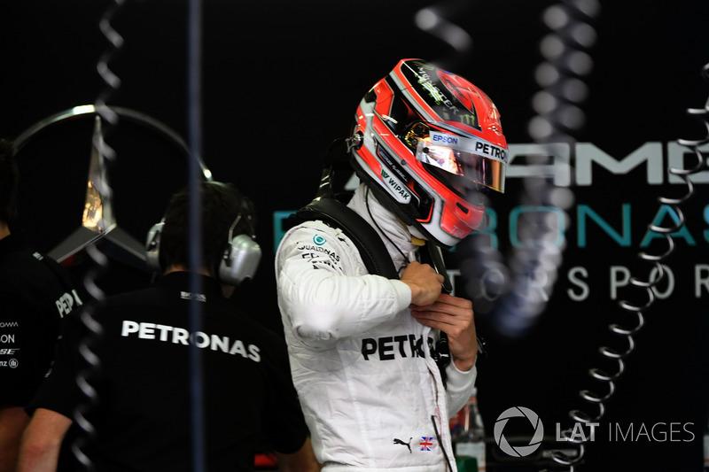 Джордж Расселл, Mercedes AMG F1