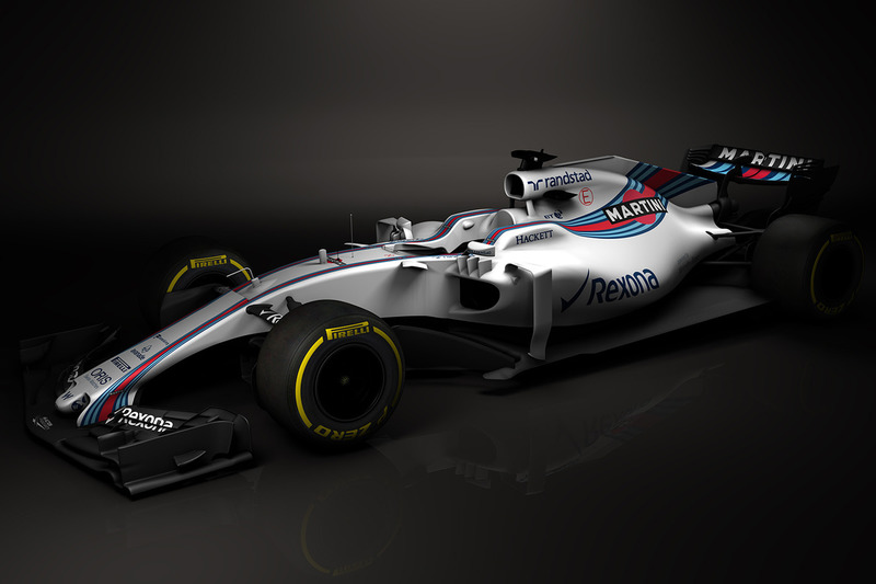 2017: Williams FW40