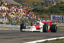 Alain Prost, McLaren MP4/3 TAG Porsche