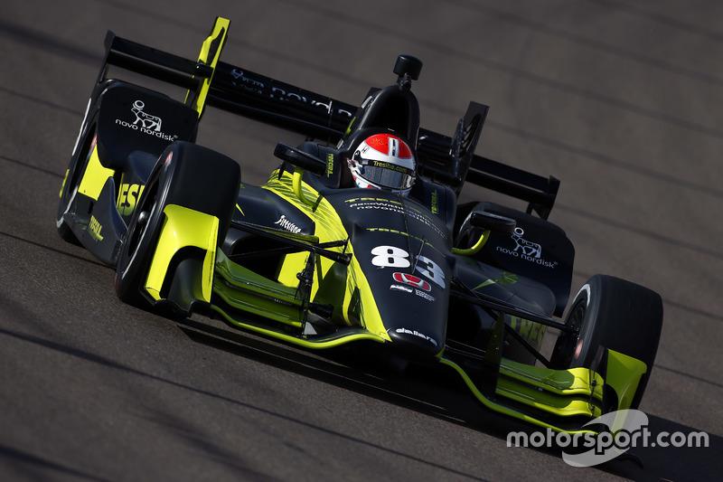 83. Чарлі Кімболл, Chip Ganassi Racing Honda