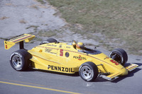 Rick Mears, March 85C Cosworth