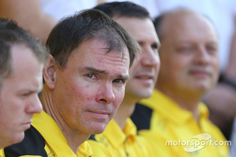 Alan Permane, Renault Sport F1 Team Streckendirektor