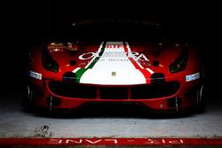 #51 Spirit of Race, Ferrari F488 GTE