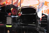 Ferrari SF70H, rear detail