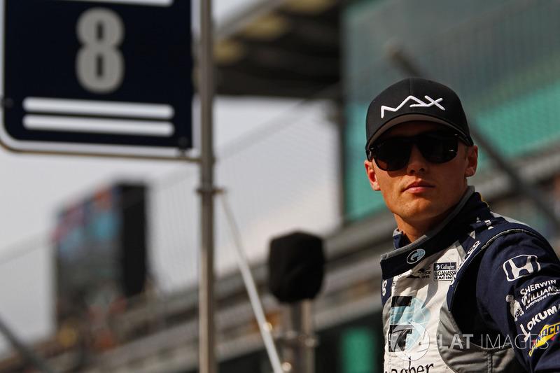 10º - Max Chilton – 25 GPs entre 2013 e 2014