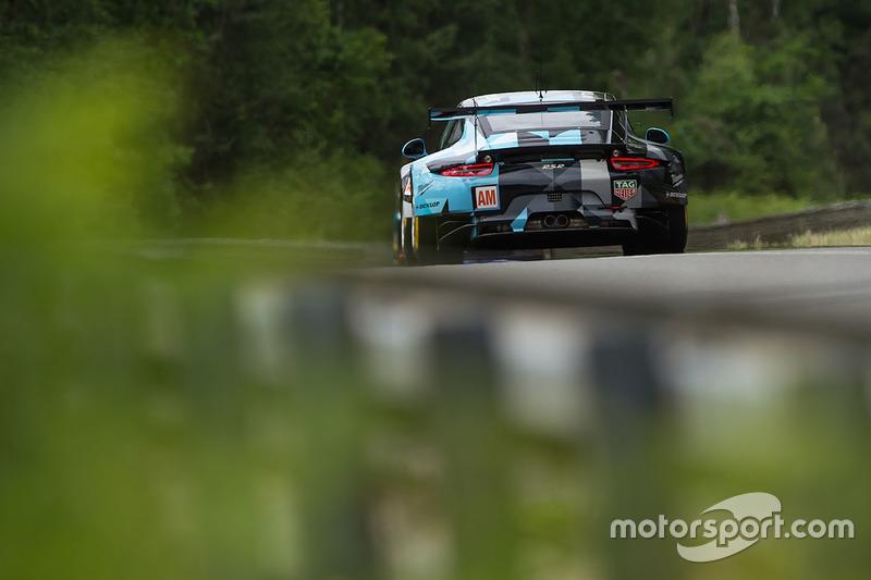 #93 Proton Competition, Porsche 911 RSR: Patrick Long, Abdulaziz Al Faisal, Mike Hedlund