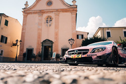 Das Hochzeitsauto von Maro Engel, Mercedes-AMG Team HWA