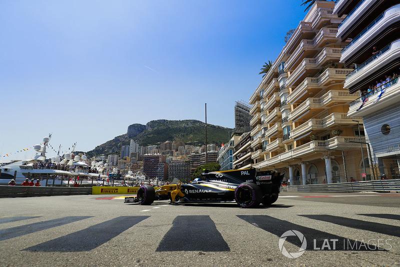 11: Джолион Палмер, Renault