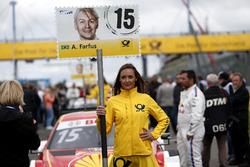 Грід-гьол Аугусто Фарфуса, BMW Team RMG, BMW M4 DTM