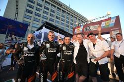 #500 Team De Rooy, IVECO: Gerard De Rooy, Moi Torrallardona, Darek Rodewald